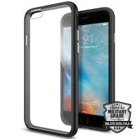 Spigen Ultra Hybrid iPhone 6S - Black