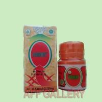Vermint   Vermin   Obat Penyakit Tifus / Tipes / Typus 12 Kapsul