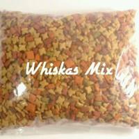 makana kucing repak whiskas mix
