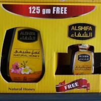 PAKET MADU ARAB AL SHIFA 500 gram Bonus 125 gram FREE(Limited Edition)