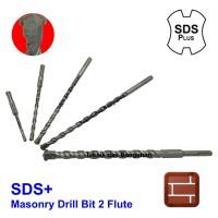 Masonry SDS + Bit / Mata Bor Beton SDS + 6mm x 110mm (2 Flute)