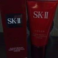 SK II/ SK2/ ORI.. CLEAR BEAUTY CARE AND CONTROL CREAM 25 GR