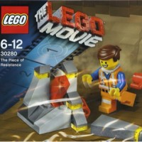 Lego Movie 30280 : The Piece of Resistance