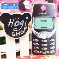 Xiaomi Redmi Note 2 - Softcase Custom Case Softclear Hp Nokia