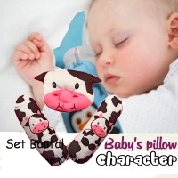 Set Bantal Bayi Karakter Animal