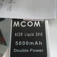 baterai battery acer liquid z410 / z320 dobel power mcom 5000mah