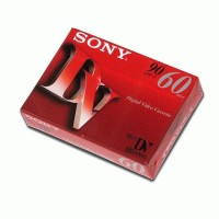 Sony Mini DV Cassette DVM60 Digital Video Standart ( Ritek Active )