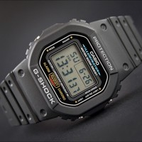 Jam tangan casio G Shock DW-5600E-1 ORIGINAL
