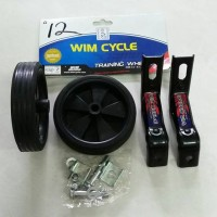 harga RODA SAMPING WIM CYCLE 12