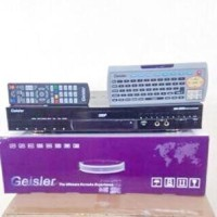 DVD Player Super Karaoke OK 3500 + Remote QWERTY Bisa Touchscreen Ori
