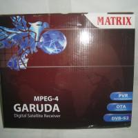 Receiver Parabola Matrix Garuda MPEG-4 (Prepaid)