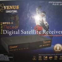 Receiver Parabola Venus Meteor MPEG-4 (Skynindo Compatible + Bisskey)