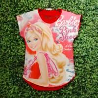 harga 7.barbie Shoes 2235/kaos Anak/kado/hadiah/murah/t-shirt/blouse/import Tokopedia.com