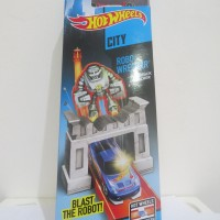 harga Hot wheels City - Robo Wrecker Track Set Tokopedia.com