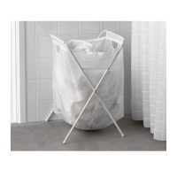 IKEA JALL Keranjang Cucian / Laundry Bag with Stand