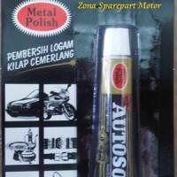 Pembersih Pengkilap Besi & Logam AUTOSOL / Metal Polish AUTOSOL (15gr)