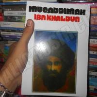 Buku Muqaddimah Ibn Khaldun ( Penerbit Pustaka Firdaus )
