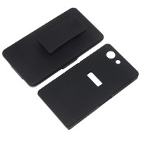 harga Sony Xperia Z3 Compact Armor Hard Case Cover + Penjepit Sabuk Pinggang Tokopedia.com