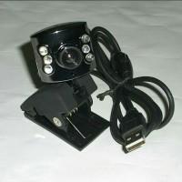 WEBCAM DIGITAL USB High Pixels 6 Lamps - As
