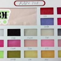 Bahan / Kain Tile / Tulle Harga Per Roll isi 50 Yard ( 90 x 125cm )