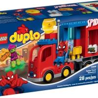 harga LEGO 10608 - Duplo - Spider-Man Spider Truck Adventure Tokopedia.com