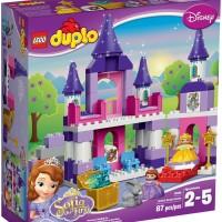 LEGO 10595 - Duplo - Sofia the First Royal Castle