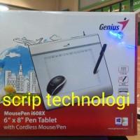 GENIUS MousePen i608X 6x8 GraphicTablet