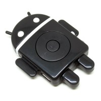 Mini MP3 Player Model Robot Android + Small Clip