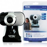 VZTEC Webcam 5MP with Built In Mic - USB 2.0