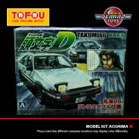 Initial D Takumi86 - Aoshima - Model kit 1:32