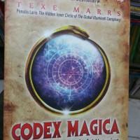 codex magica by texe marrs