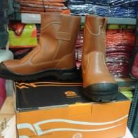 harga Sepatu King 805 Cx/sepatu Safety/safety Shoes/boot Kulit Tokopedia.com