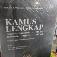 Kamus Lengkap ingris - indonesia / indonesia- inggris