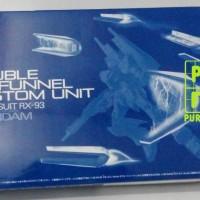 MG Double Fin Funnel Hi Nu Gundam Costom Unit RX 93 Premium Bandai