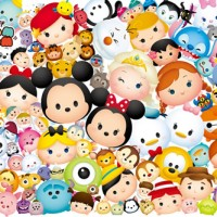 Disney Jigsaw Puzzle 1000 Pieces Tsum Tsum Collection
