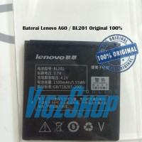 Baterai Lenovo BL201 A60+ Original 100%