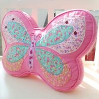 harga Bantal Meja Sofa Ruang Tamu Kamar Tidur Butterfly Cantik Soft Cotton Tokopedia.com