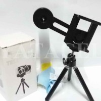 harga Mobil Phone Tripod Telezoom/teleskop Lensa Zoom 8x + Holder Tokopedia.com