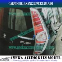 harga Garnish Lampu Belakang/rear/tail Lamp Garnish Mobil Suzuki Splash Tokopedia.com