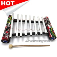 harga Mainan Tradisional Miniatur Alat Music Selofon Tokopedia.com