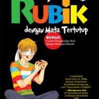 Jago Main Rubik Dengan Mata Tertutup