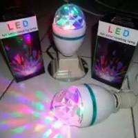 harga Bohlam Disco/lampu Led Discco Nyala Warna Warni Tokopedia.com