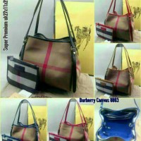 SALE!!! Tas Burberry #8883 Kanvas Super Premium Uk27x11x25