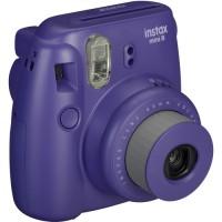 Kamera Fujifilm Instax Polaroid Mini 8 (Ungu)