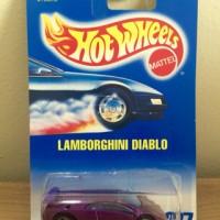 Hot Wheels Lamborghini Diablo 1991