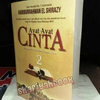 "NOVEL AYAT- AYAT CINTA ""2"""