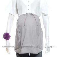 harga Baju Kerja Hamil Kancing Pita Kain Katun / Baju Hamil Modis( BLD 364 ) Tokopedia.com