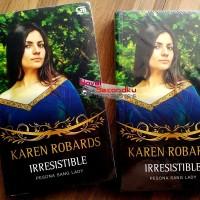 New & Segel : Irresistible - Pesona Sang Lady (Karen Robards)