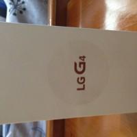 LG G4 BNIB SEGEL RESMI INDONESIA METALLIC GREY