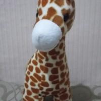 harga Boneka Animal - Jerapah Tokopedia.com